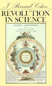 I.B. Cohen - Revolution in Science