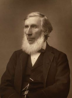 John Tyndall 1885