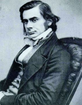 Young Thomas Henry Huxley