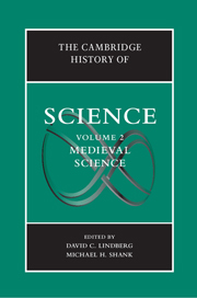 Cambridge History of Science 2