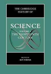 Cambridge History of Science 4