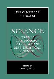 Cambridge History of Science 5