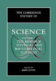Cambridge History of Science 5