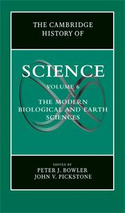 Cambridge History of Science 6