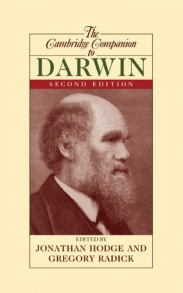 Hodge and Radick - The Cambridge Companion to Darwin