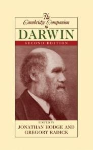 Hodge and Radick - The Cambridge Companion to Darwin