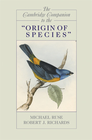 Ruse and Richards - The Cambridge Companion to the Origin of Species