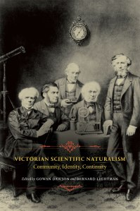 Dawson and Lightman - Victorian Scientific Naturalism