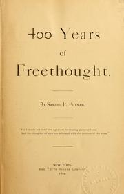 Putnam - 400 Years
