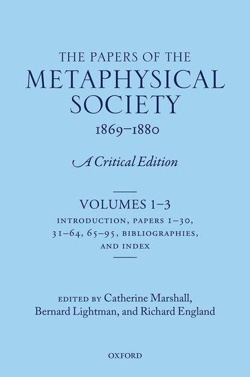 marshall society essay