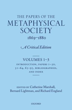 The Metaphysical Society