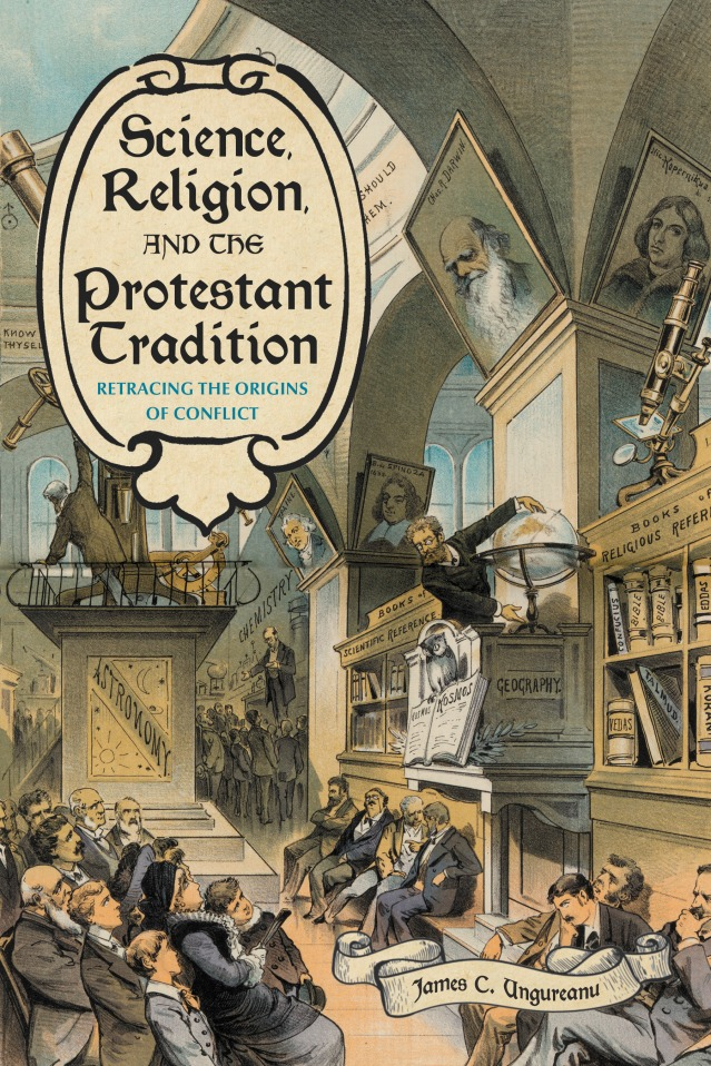 Science, Religion, and the Protestant Tradition - Cover Art